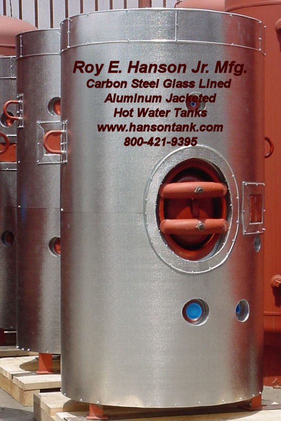 Pressure Vessels - ASME Pressure Vessels - Hanson Tank carbon and ...