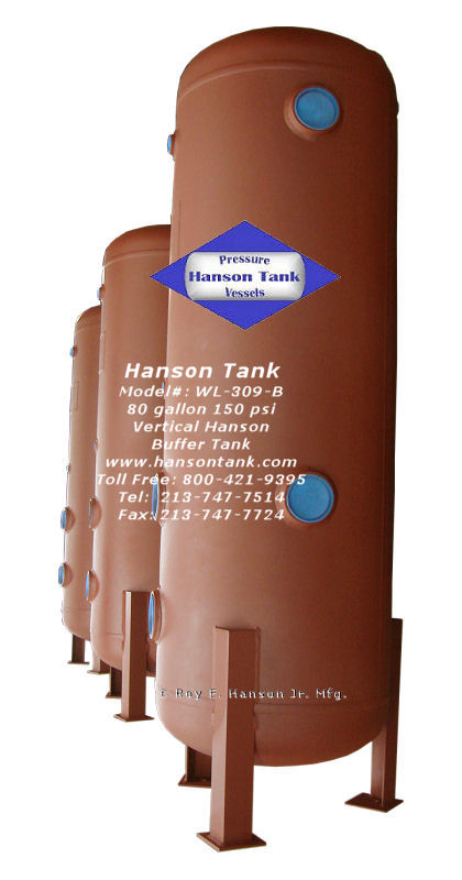 Asme Pressure Vessels Asme Hot Water Buffer Tanks Wl309b
