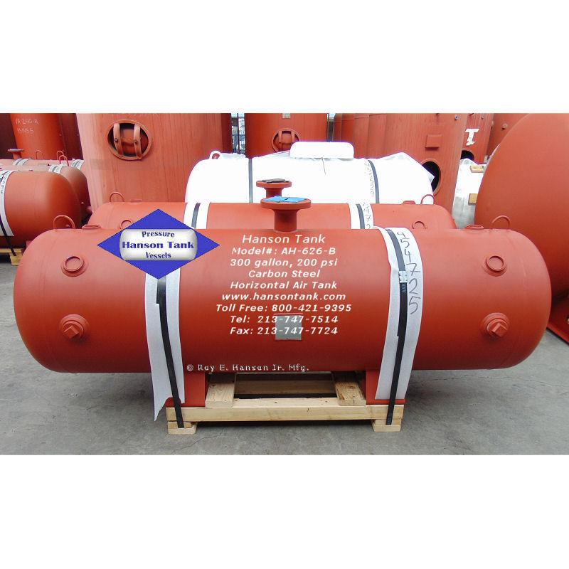 36-400-R 400 gallon air receiver
