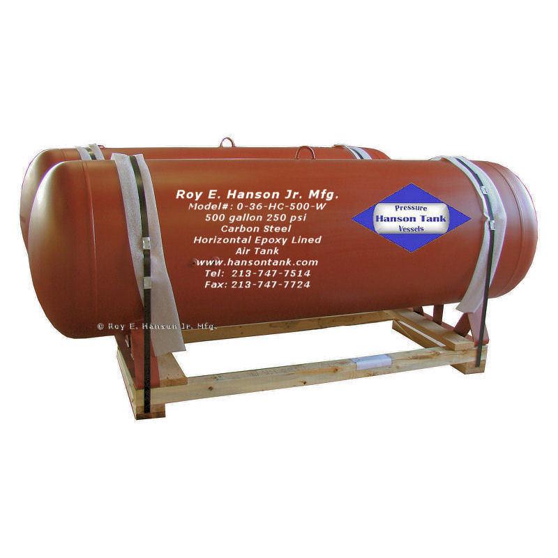 0-36-HC-500-W gallon air receiver