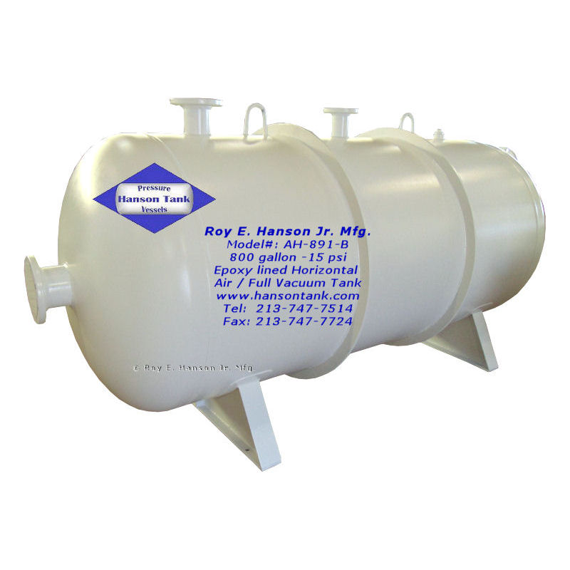 AH-900-B 300 gallon air receiver