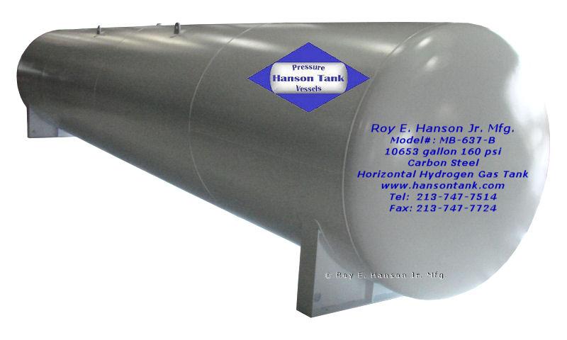 Nh Gas Prices >> ASME Pressure Vessels, ASME Hydrogen, Hydrogen Gas ...