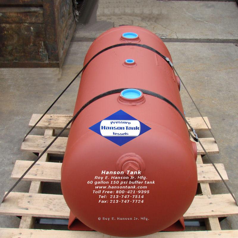 WM676A hanson buffer tank