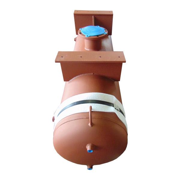 WP256B water tank