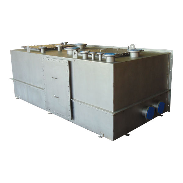 MB-798-D Stainless Steel Tank