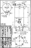 WO-032-B vertical water tank