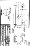 WO-213-B horizontal chilled water tank