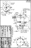 WP-122-B vertical hot water tank
