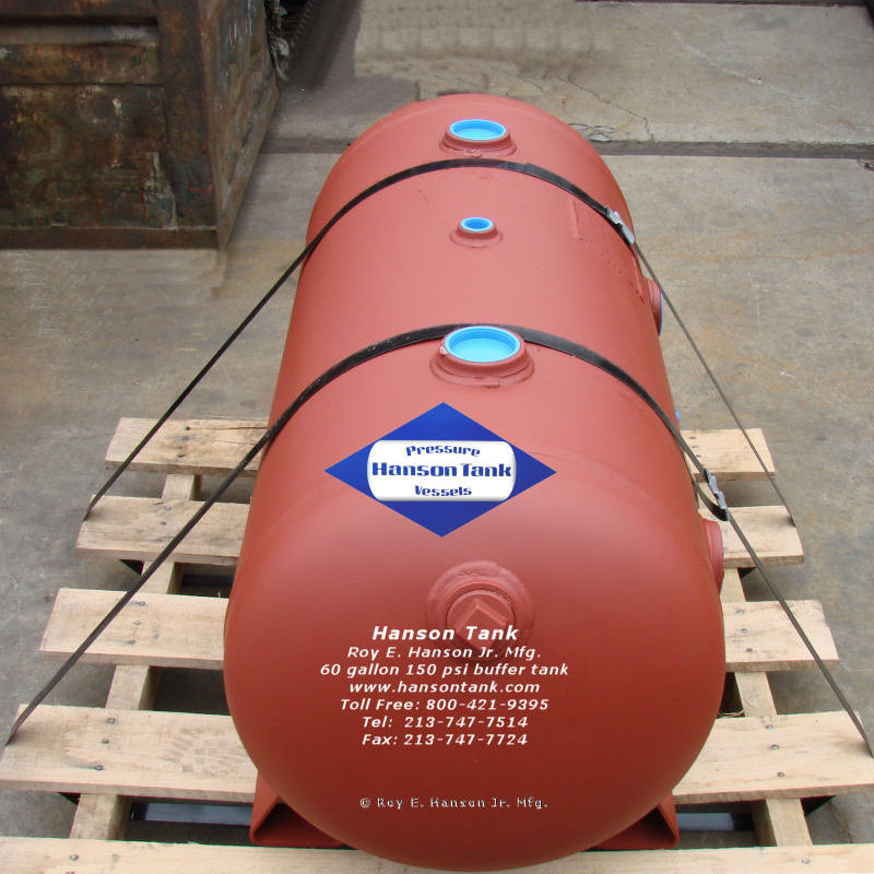 buffer watertank WM-676-A