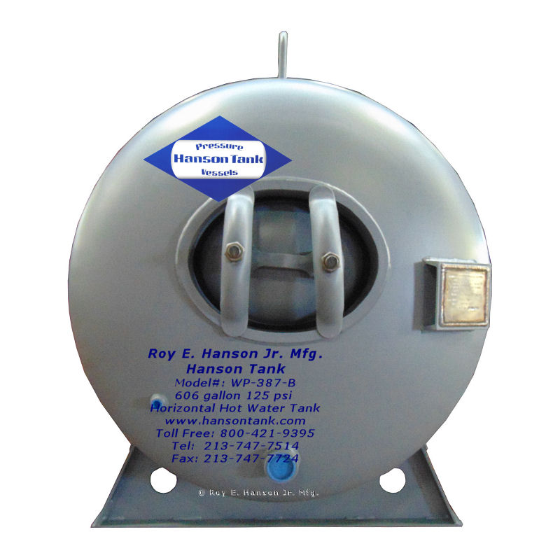 water tank WP-378-B