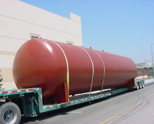 hanson municipal water storage tanks