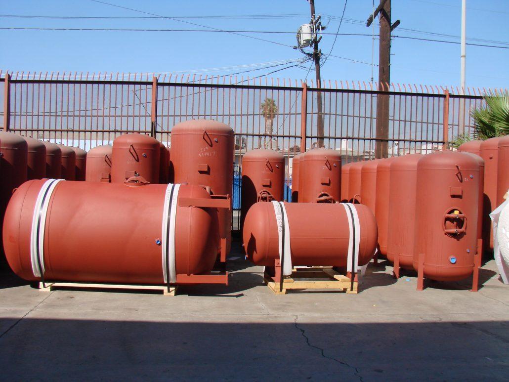 About Us - Hanson Tank Asme Code Pressure Vessel Mfg