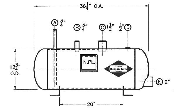 Oil Pots for Refrigeration System