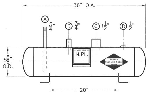 Oil pots for refrigeration units