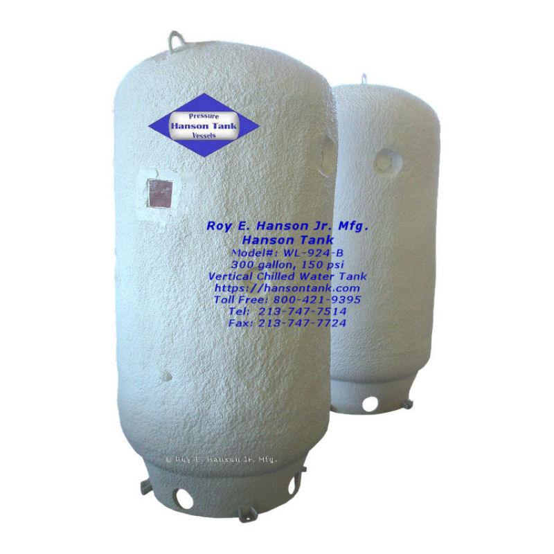 wl924b - Hanson Tank Asme Code Pressure Vessel Mfg