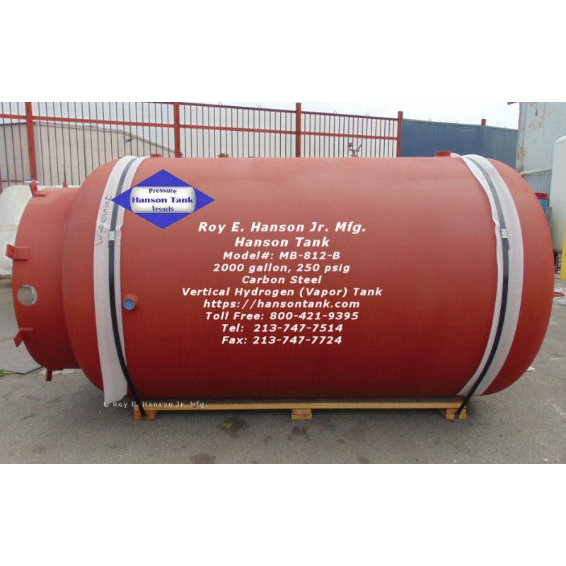 list#5 MB-812-B Hydrogen Tank
