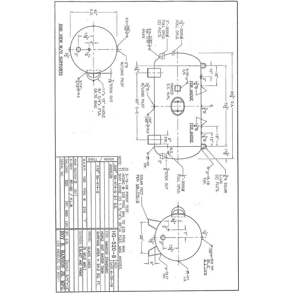 HG-520-B