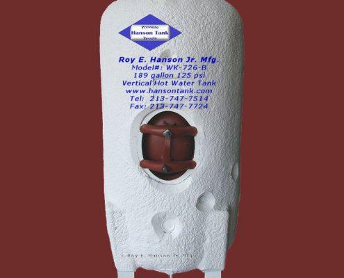 wk-726-b hot water tank