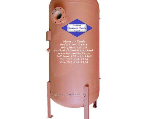 wo-215-b chilled water buffer tank