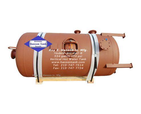 wo362b hot water tank