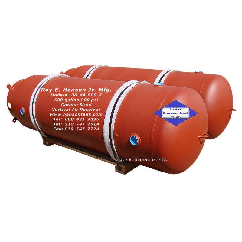 36-VA-500-R air receiver tank