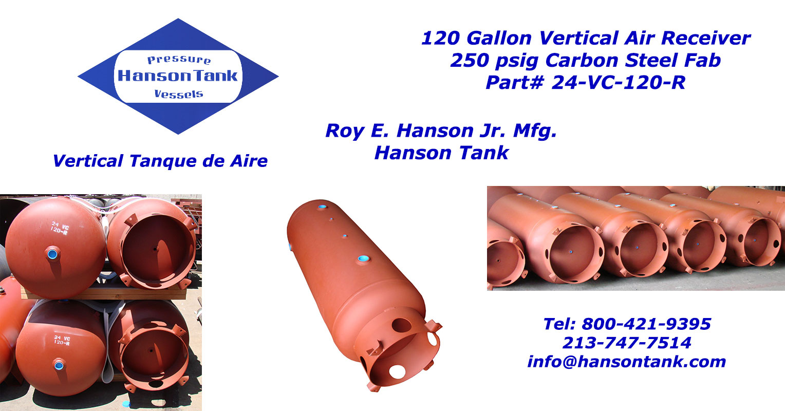 24-VC-120-R air receivers