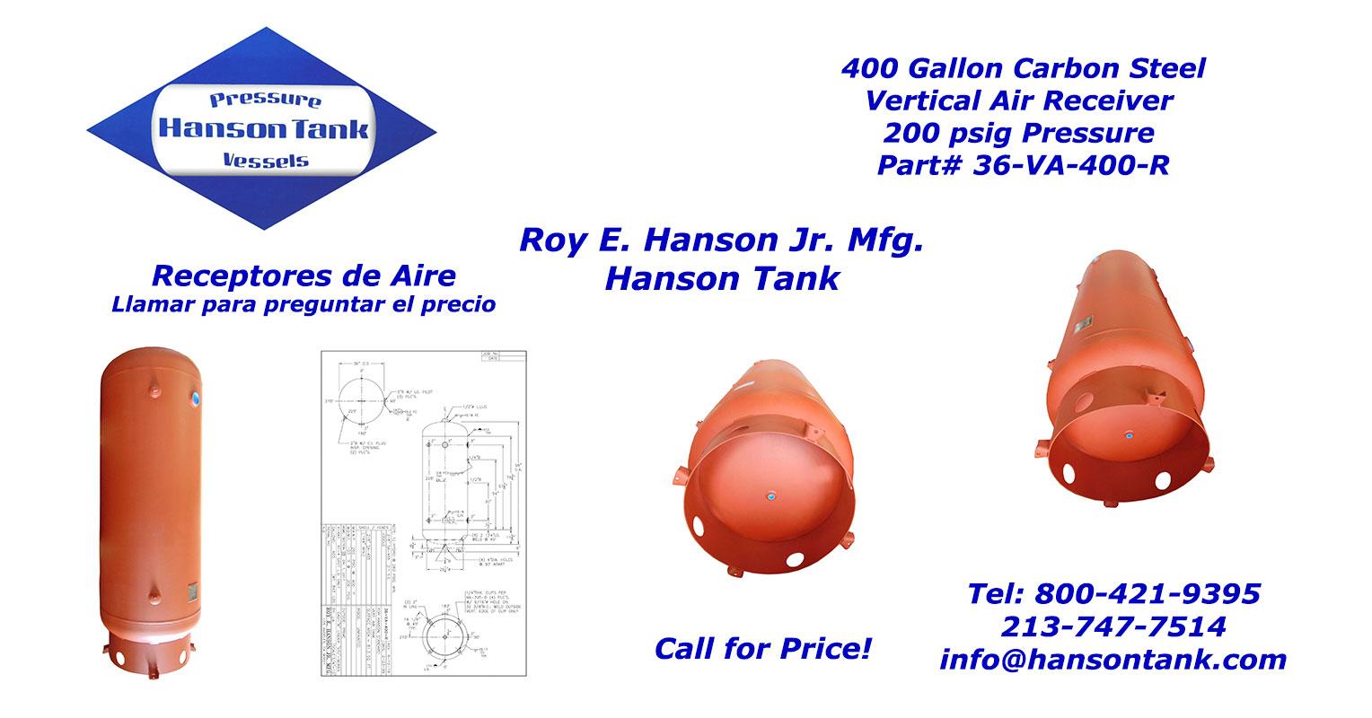 36-VA-400-R air receiver
