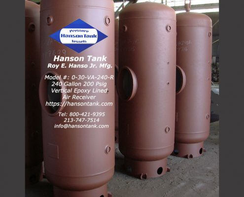0-30-va-240-r 240 gallon epoxy lined air receiver