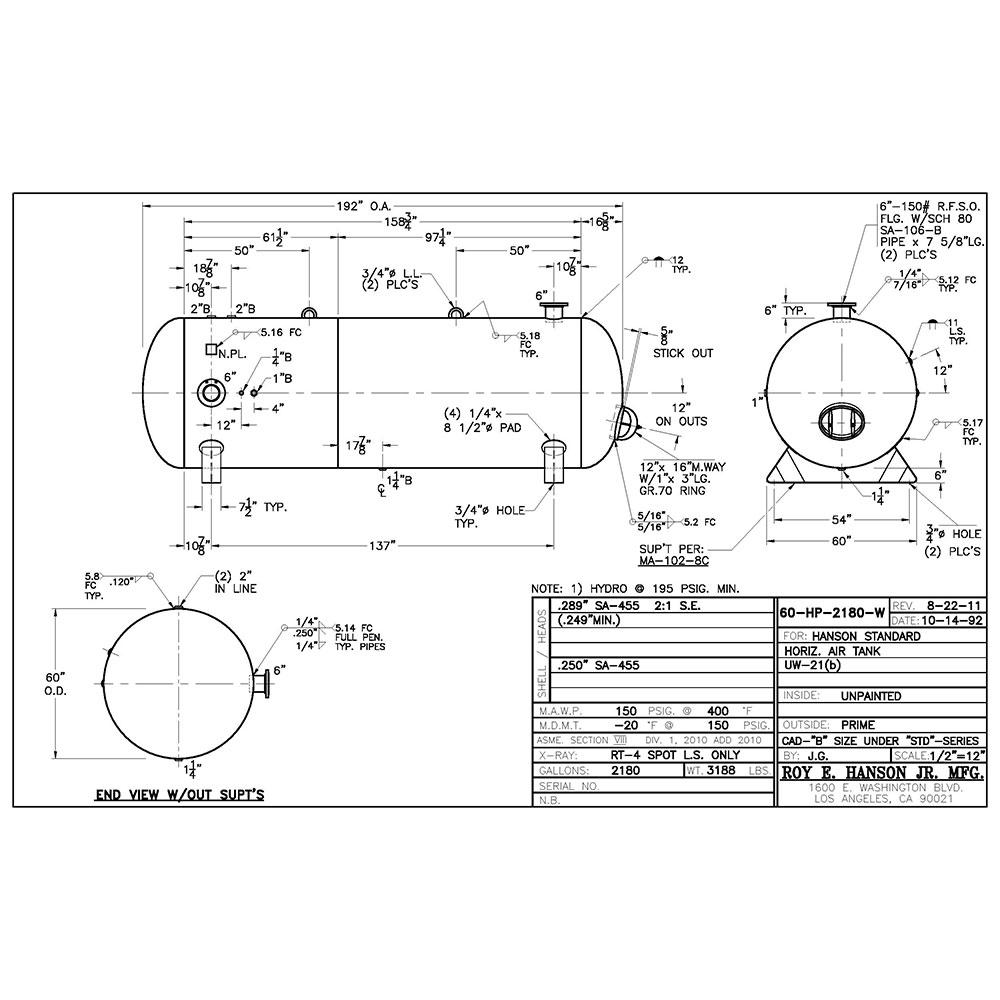 60-HP-2180-W