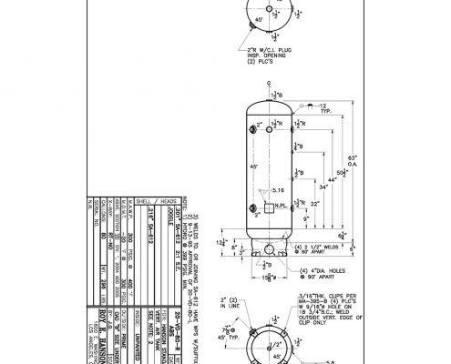 20-vd-80-r abs vertical air receiver 80 gallon 300 psig vertical air reciver