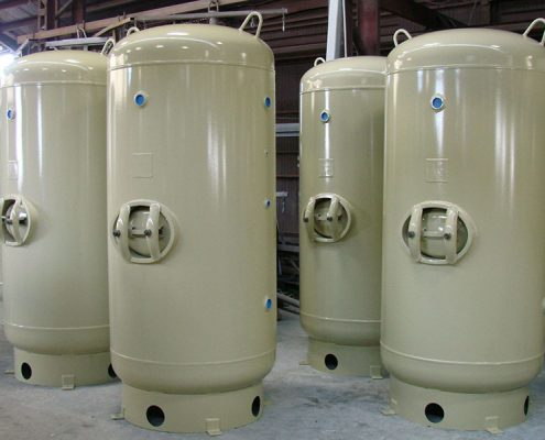 ah736b 500 gallon vertical air tank