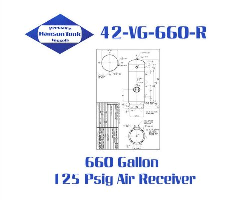 42vg660r asme air receiver