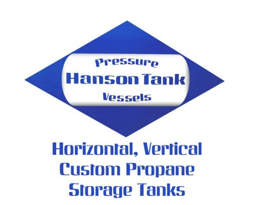Custom Propan Storage Tanks