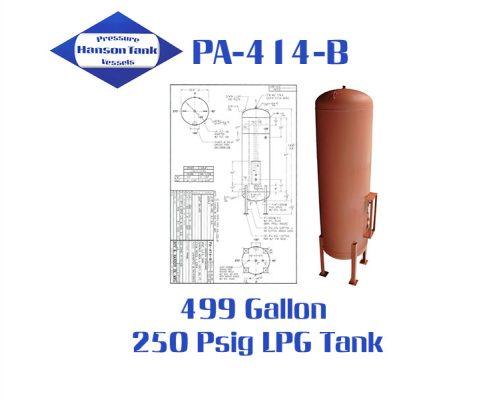 pa414b 499 gallon lpg tank