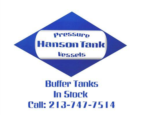 buffer tanks in stock