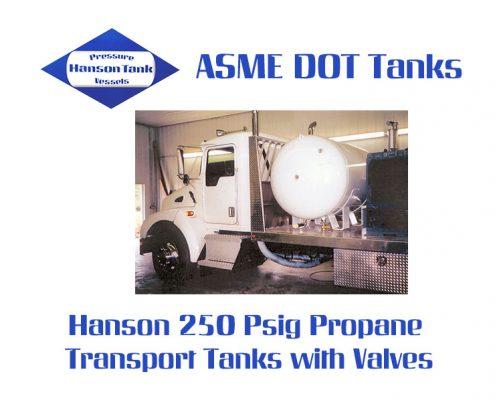 Hanson Dot Tanks