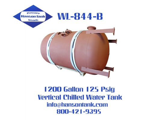 wl-844-b 1200 vertical chilled water tank