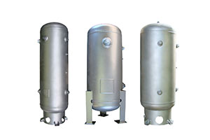 stainless steel air receivers Hanson Tank