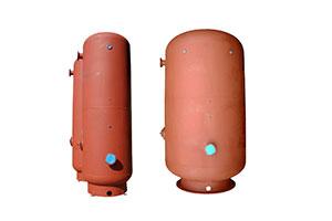 stainless steel air receivers Hanson Tank